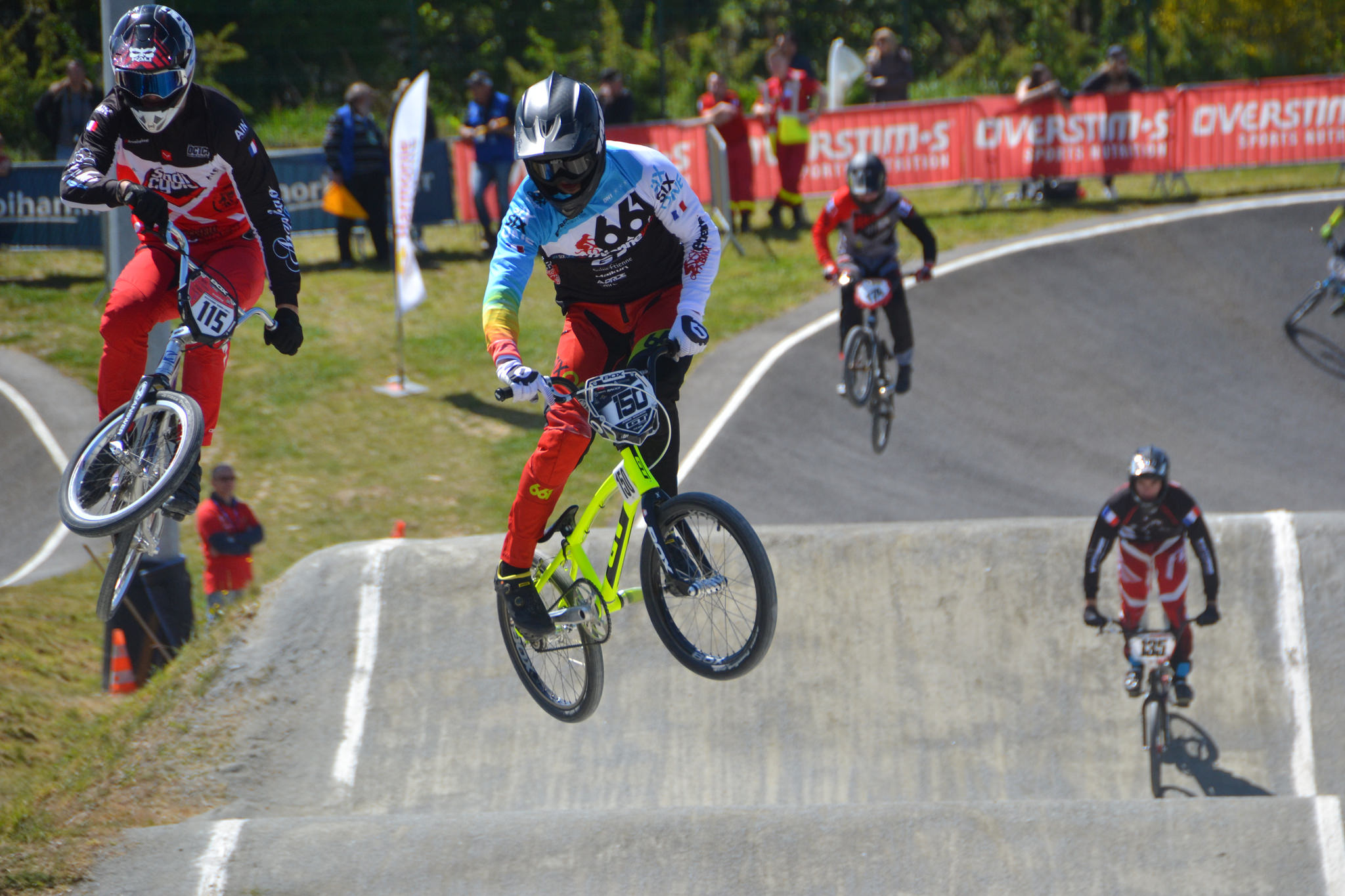 résultats coupe de france bmx sarzeau 2017