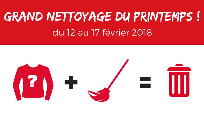 Grand nettoyage bmx 2018