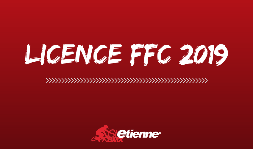 Licence FFC 2019